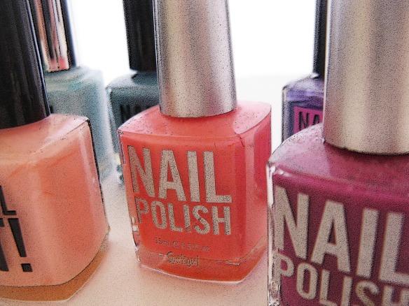 my sportsgirl nail polish 2