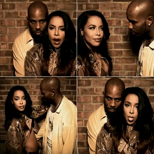 DMX-Aaliyah